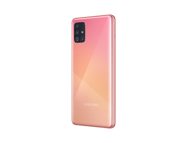 Samsung Galaxy A51 128 GB Red (A515F) 2020г