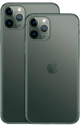 iPhone 11 PRO MAX 64 GB Dark Green
